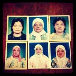 Gambar sempena hari ibu for our lovely mum :) we love you! cc @shildahalan @dellfarhana @mummyrifqi  (at Rumah Agam)