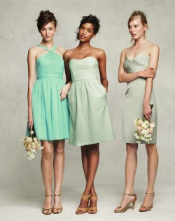 J.Crew Weddings and Parties April 2013