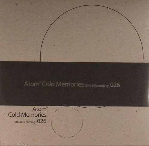 "Atom™: Cold Memories (Sähkö) Uwe Schmidt recorded Cold Memories as Atom Heart way back in 1994, when it was nearly impossible to avoid some kind of project of his. This was before the schtick of Señor Coconut, but during his initial prolificacy that included projects Lassigue Bendthaus, n+, Midisport, Fonosandwich, HAT, and more. It's a testament to Schmidt's ingenuity and originality that nearly 20 years later, this still sounds fresh as ever. The double album is comprised of two long halves, each one nearly an hour. ""Slow motion,"" utters a time-stretched voice in the opening seconds of Cold Memories, and it's a sign of what's to follow. Most of the first half is beatless and sublime, with passages that all blend together like vapors mingling in the air. Only in the final moments of the first half does a rhythm section really come into play, and it's in this final movement that it sounds mildly dated (with a chugging broken beat that recalls the mid 90s trip hop of Delerium, complete with disembodied chanting). The second half begins with a chill as well, mostly beatless though with some rhythmic undertones that especially take shape about a quarter of the way through with undulating sounds and reverberation. The beat kicks in with a slower but steady drive, but it's a series of strange, squeaky noises and woodwinds (like strangled bird calls) that set the tone periodically, even with a touch of acid in its final stretch. All in all, it's just another installment in Schmidt's massive backcatalogue of interesting, quality music. But I'm thankful for Sähko giving it the royal treatment and making it more readily available after all this time. It's both a time capsule as well as more evidence that Schmidt is a true innovator, both in touch with what's happening in electronic music as well as unafraid to wander wherever his inspiration takes him. The vague shifts between ideas and sounds, blended over the span of two single long tracks here, feels like dream logic, sometimes taking unexpected turns but always leading the way confidently, regardless of what strange path it might be taking you down. Buy it: Sähkö 