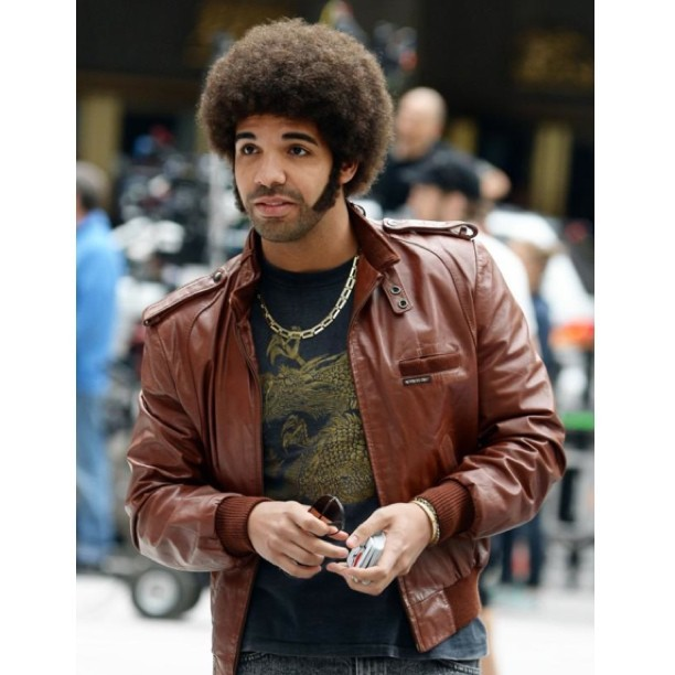 Drake - Drake in Anchorman 2 too.