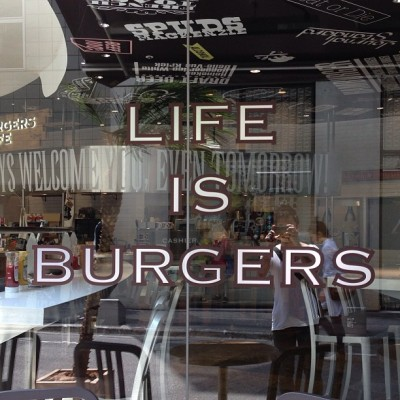 Life is Burgers. Never forget that.