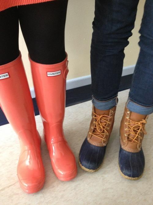Rain Boots On Tumblr