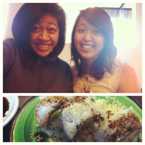 Really late lunch. 😁🍣  (at Kula Sushi Bar)
