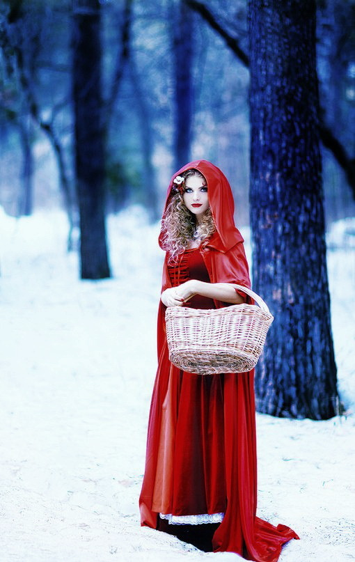 ricocoracao:  red riding hood