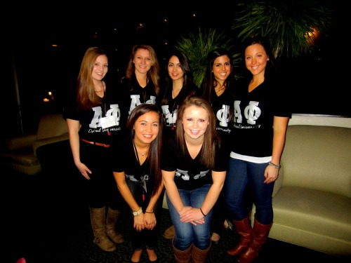 Eboard  at NCMW Conference in IN #eboard #depaul #alphaphi