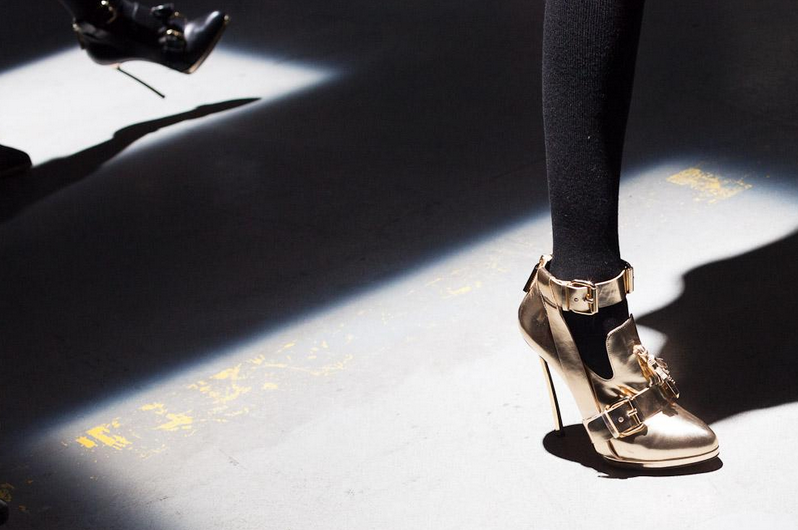Behind the scenes at Prabal Gurung.