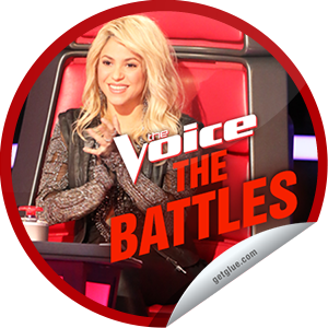 I just unlocked the The Voice Season 4: The Battles: Shakira sticker on GetGlue                      8292 others have also unlocked the The Voice Season 4: The Battles: Shakira sticker on GetGlue.com                  The season 4 battles have begun! Which duet was your favorite? Thanks for tuning into The Voice tonight! Keep watching on Mondays and Tuesdays at 8/7c on NBC. Share this one proudly. It's from our friends at NBC.