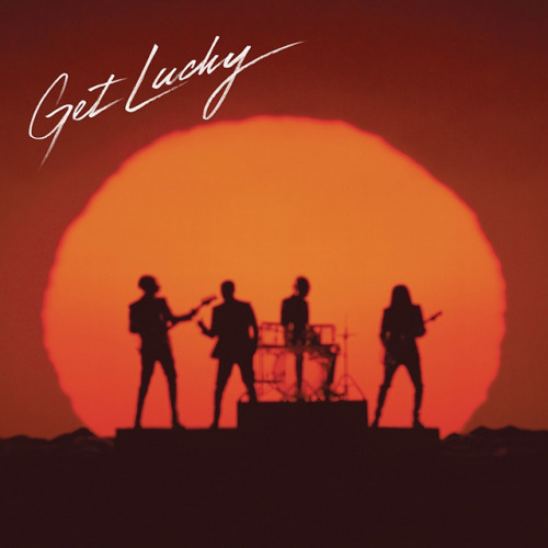 laughingsquid:  Daft Punk Releases New Single 'Get Lucky' Featuring Pharrell Williams & Nile Rodgers