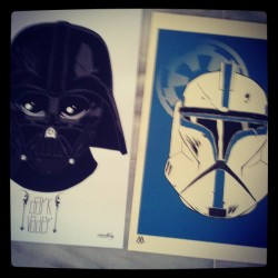 #Monking #onlymonking #poster #art #expo #star #wars #starwars #trooper #clon #illustrator #illustration #dark #vader #color