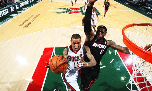Heat vs Bucks: Game 1 - Sun April 21, Milwaukee at Miami, 7:00PM, TNTGame 2 - Tue April 23, Milwaukee at Miami, 7:30PM, NBA TVGame 3 - Thu April 25, Miami at Milwaukee, 7:00PM, TNTGame 4 - Sun April 28, Miami at Milwaukee, 3:30PM, ABCGame 5 * Tue April 30, Milwaukee at Miami, TBD, TBDGame 6 * Thu May 2, Miami at Milwaukee, TBD, TBDGame 7 * Sat May 4, Milwaukee at Miami, TBD, TNT