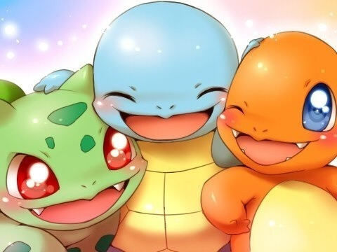 mostly-everything-pokemon:  Charmamder, bulbasaur or squirtle?