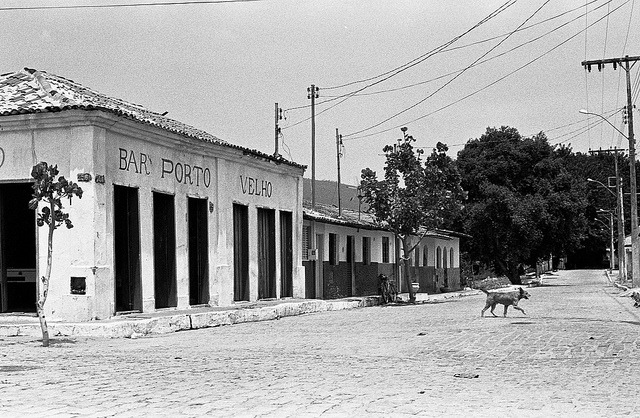 Bar Porto Velho on Flickr.Via Flickr: Almenara/MG Tri-x 400