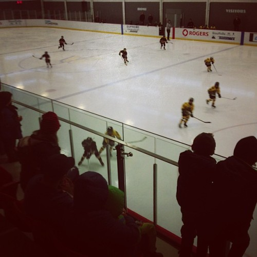 Stouffville Saturday night! (at Stouffville Clippers Sports Complex)