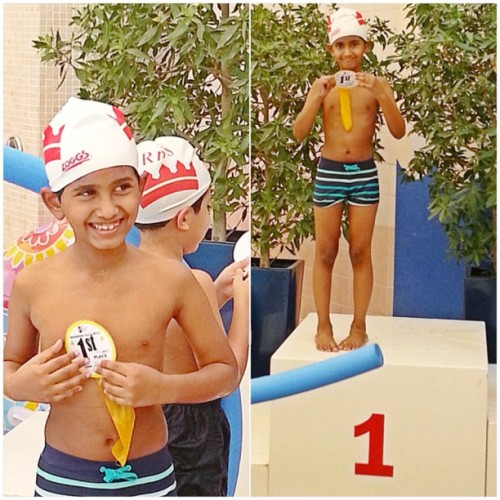 Ali won't accept anything less than the No.1 #Swimming #gala #2013 #kids #sports #school #family #fun #children #love #instagood #tweegram #instamood #picoftheday #instadaily #iphonesia #summer #instagramhub #bestoftheday #webstagram #picstitch #igdaily #smile #my #life #dubai #uae