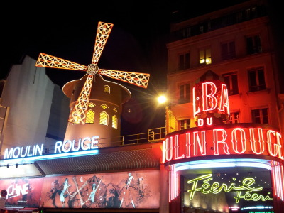paris-enphoto:  - Le Moulin Rouge