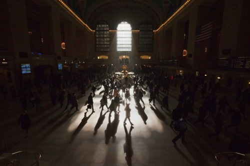 Grand Central Terminal, 100 years old today. (Photo: Adrees Latif / Reuters via NBC News)