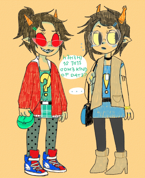 roabutt:   hhhmmmmaybe  as u can see i am terrible at fashion what is huh