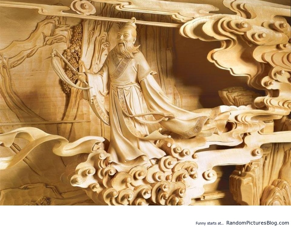 randomblogsnet:  Incredible Wood Carving was posted at http://www.randompicturesblog.com/2013/04/incredible-wood-carving/Incredible Wood Carving