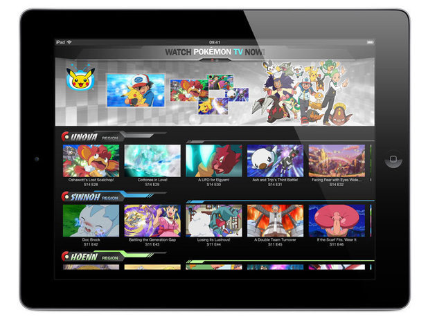 "Pokémon TV App, Now Out and Free The amount of Pokémon news that comes out every week honestly blows my mind. Today saw the release of the official Pokémon TV app for iTunes and Google Play. Smartphone users can now download the video app to watch different episodes of the Pokémon animated television show. The app rotates 50 different episodes — get this — every single week. The app is separated by region, which is really awesome, and every episode you can view is free to watch. The app will also be hosting full-length movies, starting with Pokémon the Movie: Kyurem vs. The Sword of Justice from February 15-18. The app will also be debuting the animated short ""Meloetta's Moonlight Serenade"" on February 15."