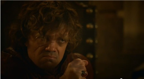 Tyrion Lannister: I will hurt you for this. A day will come when you think you are safe and happy, and your joy will turn to ashes in your mouth. And you will know the debt is paid.