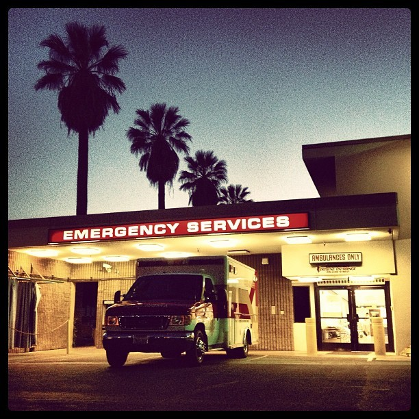 Only 11 more hours to go on my 48 - #911 #ambulance #nohero #livingthedream #emt #ems #lacounty #la #losangeles #code3 #er #ed #hospital #emergency