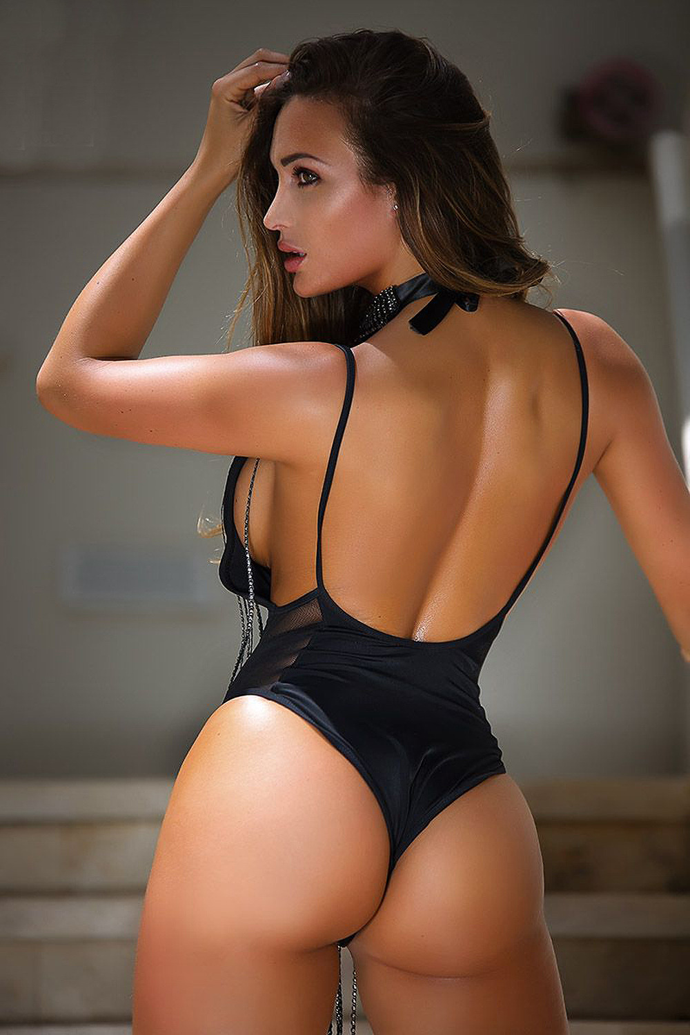 #perfect back view #perfect back view #perfect body#beautiful models#beautiful lingerie#stunning sexy