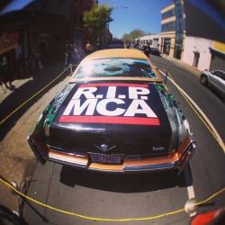 danteross:  MCA car at MCA day