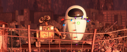 disneypixar:  Five lessons on love from a surprisingly romantic robot, WALL•E.
