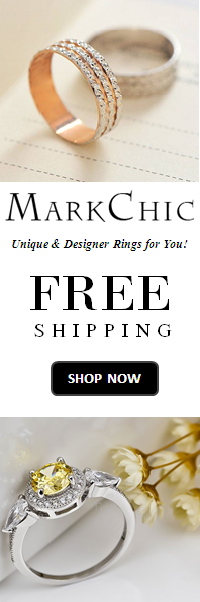 Markchic.com cheap couples rings online for sale