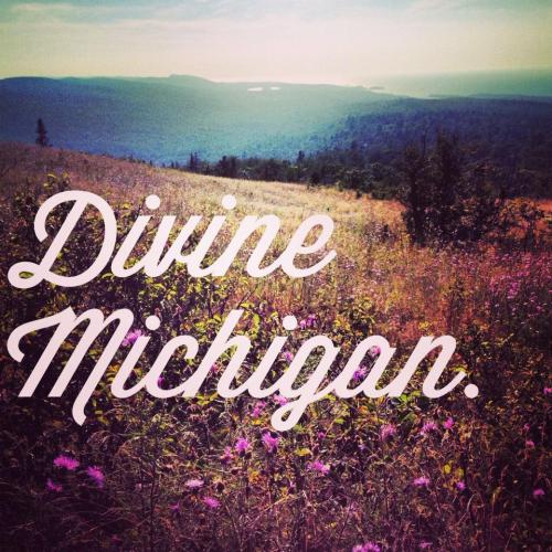 aspenandvine:  Divine Michigan.