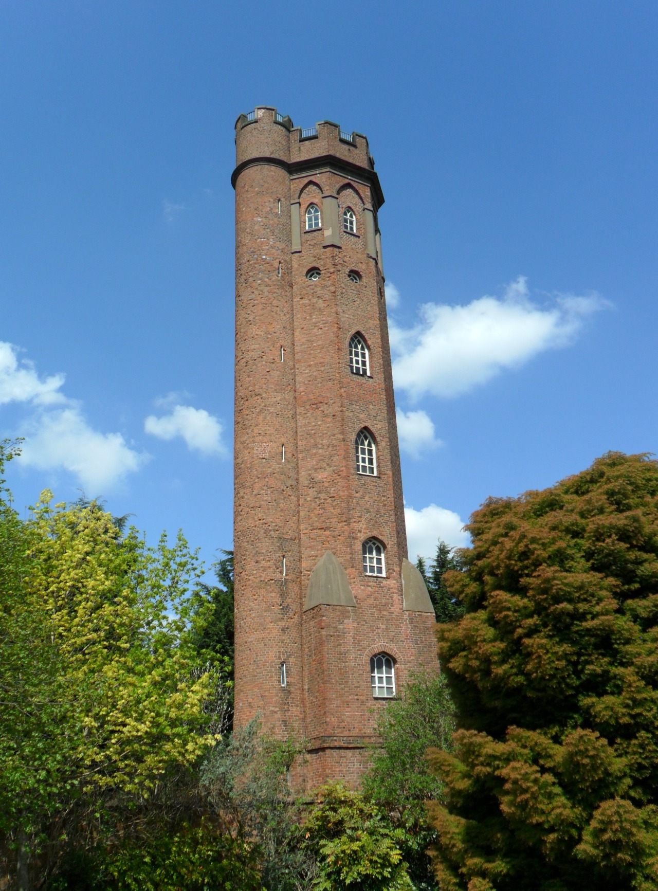vwcampervan-aldridge:  Perrott's Folly, Edgbaston. One of the towers that inspired for J.R.R Tolkien in Lord Of the Rings *The Two Towers* when he lived in Birmingham.   Edgbaston, Birmingham, England All Original Photography by http://vwcampervan-aldridge.tumblr.com