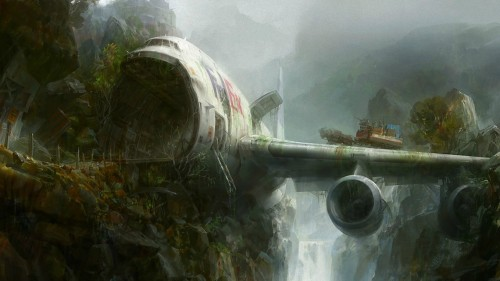 Wallpapers: Derelict Things - Imgur
