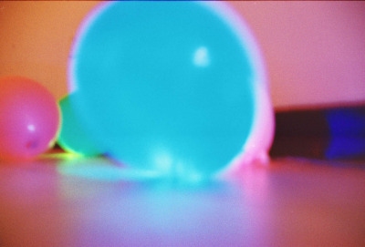 This is a glowing balloon on Flickr.