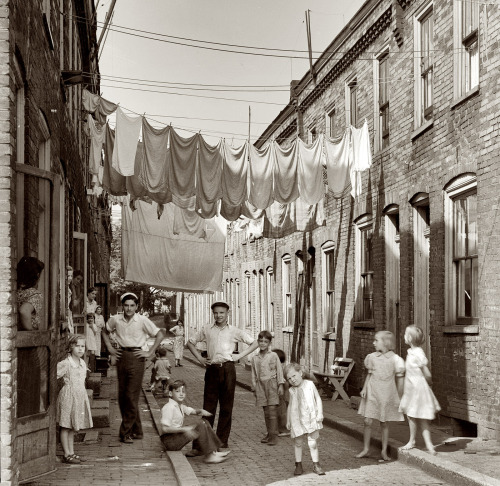 k-a-t-i-e-:  Ambridge, Pennsylvania July, 1938 Arthur Rothstein