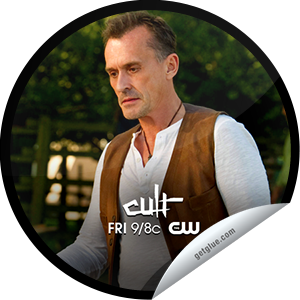 "I just unlocked the CULT: Get With The Program sticker on GetGlue                      2202 others have also unlocked the CULT: Get With The Program sticker on GetGlue.com                  Jeff finds a woman whose husband has gone missing after becoming obsessed with the show. Thanks for watching, you've unlocked the ""Get With The Program"" sticker. Share this one proudly. It's from our friends at The CW."
