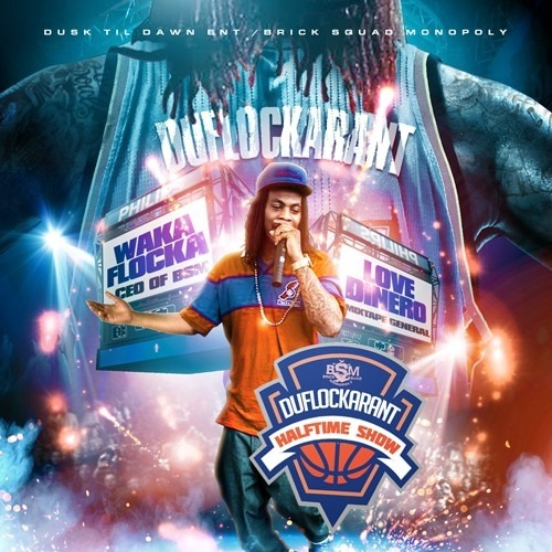 "Waka Flocka - DuFlocka Rant: Halftime Show (Download) Download the new project from Waka Flocka as he presents you with another project from his DuFlocka Rant series. Its been said before and I'll say it again, Waka's music is solely for ""Turning Up"". With that said ""TURN UP"" and download the project here"
