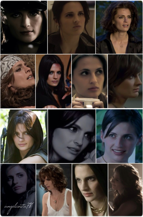 angelcosta78:  Stana Katic - The Movies