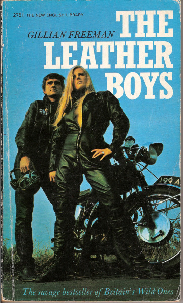 newamusements:  The Leather Boys New English Library