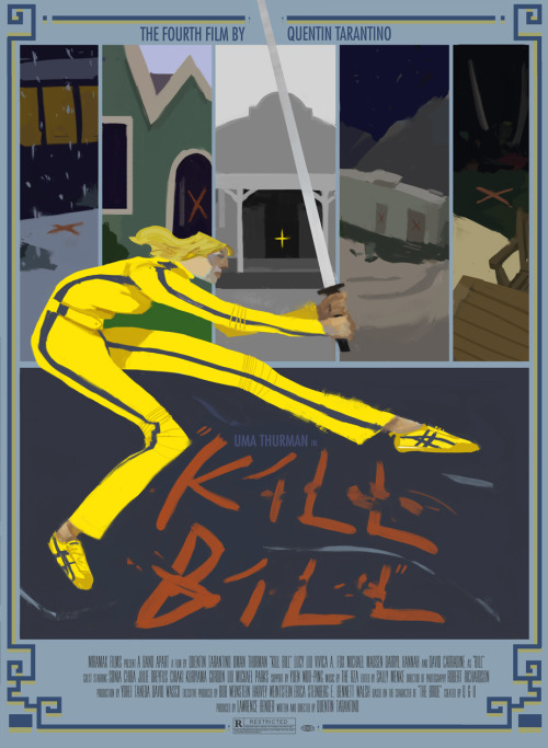 Kill Bill by Ryan Asher McShane