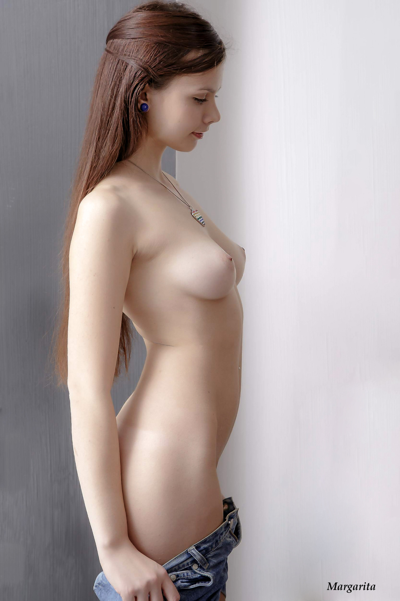 Girls with small breasts