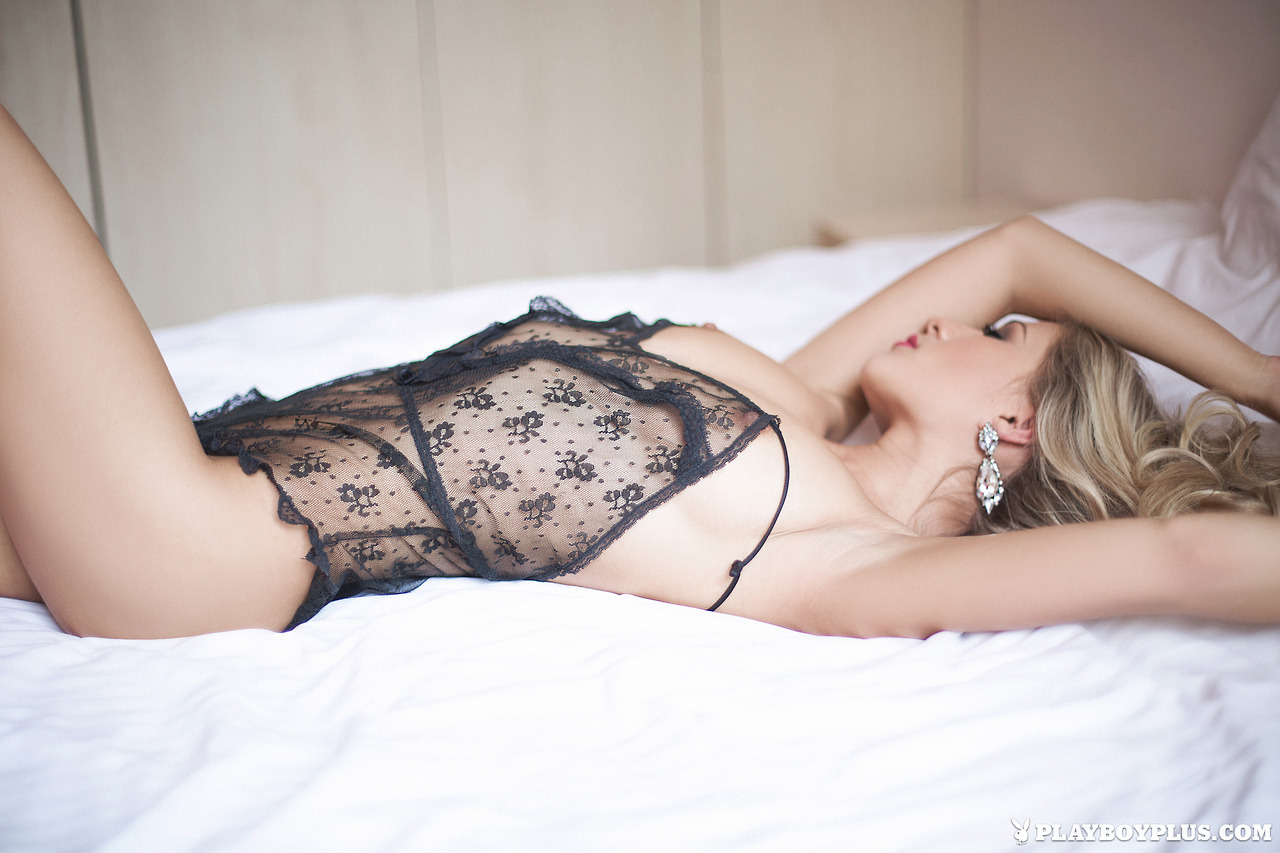 Alice (Ukraine) - Playboy International