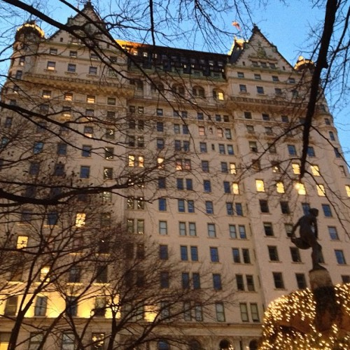 the plaza hotel/home alone #nyc #newyork #travel #vacation #hotel #usa #homealone #plazahotel