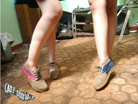 dreamshoesmakers:  DEVIKA - AMRITA #LurikIndonesia part 1 Using original Tenun Ikat from Bali, Indonesia