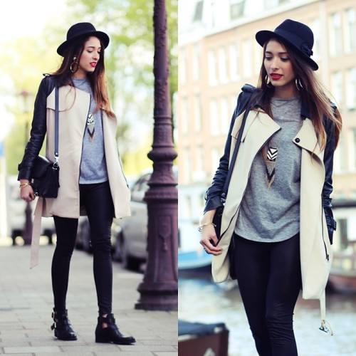lookbookdotnu:  The trench coat (by Virgit Canaz)