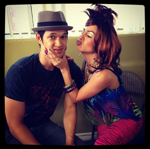 harryshum: Bon Qui Qui, a forceful one she is@anjelahjohnson