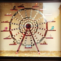 Selfridges shoe carnival