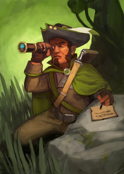 scout illustration for Battle for York