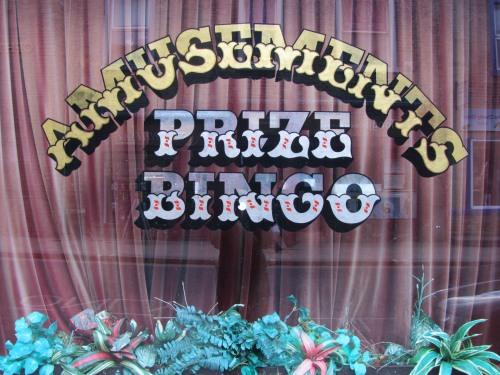 teetywoo:  Amusements & Prize Bingo, Halifax