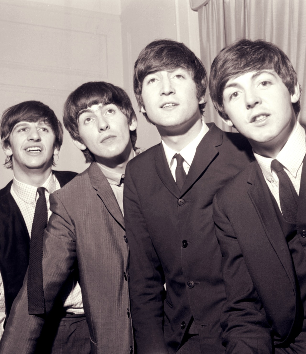 Beatles 4-EVER!!!  John, Paul, George, Ringo!
