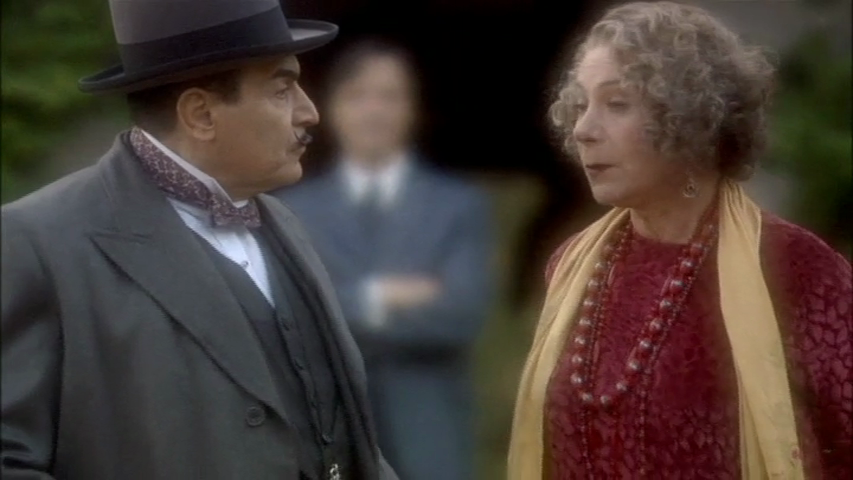 Poirot: You have everything that you need, madam?  Ariadne Oliver: Oh yes, I'm perfectly well provided for, I have reams of paper, oceans of ink, and I'm sure Robert has gin.  What more does a girl need?  Poirot: You have brought your own ink?  Ariadne Oliver: Always do. Who would be without ink?  from Mrs McGinty's Dead